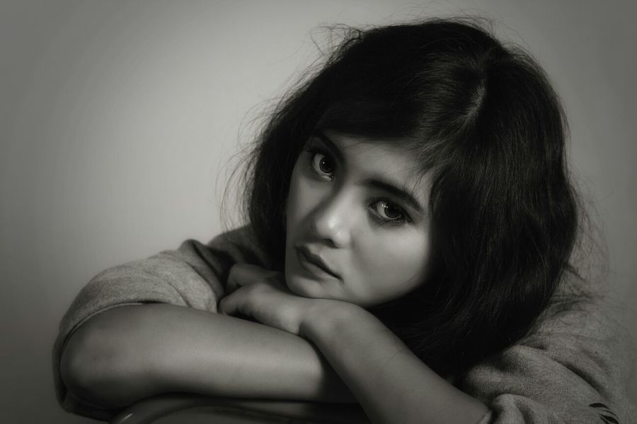 Old photo's Black And White Photography Model Beauty Portofolio
