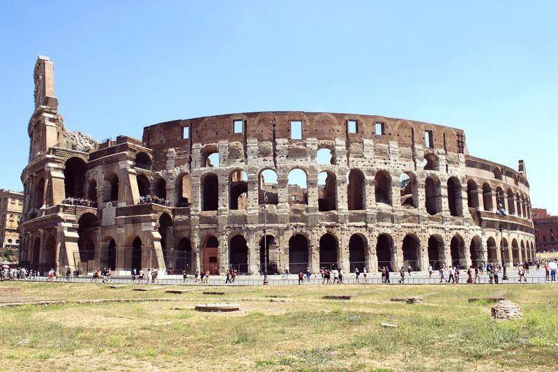 Colosseum Travel Destinations History Travel Rome Italy