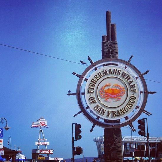 Port Sanfrancisco Fishermanswharf Pier39