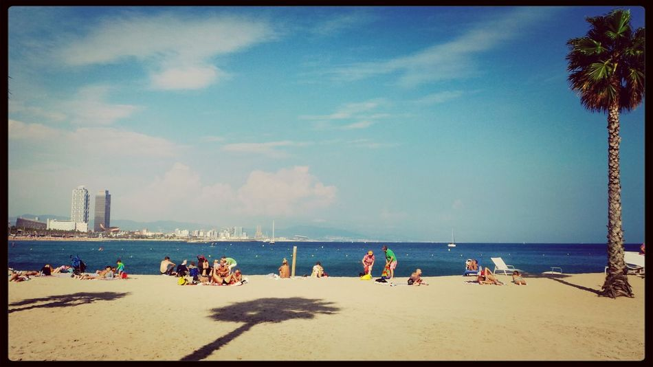 Barcelona Sea Barcelona