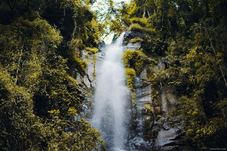 Waterfall 7 , Ciamis , Jawa Barat waterfall #water #landscape nature beautiful First Eyeem Photo