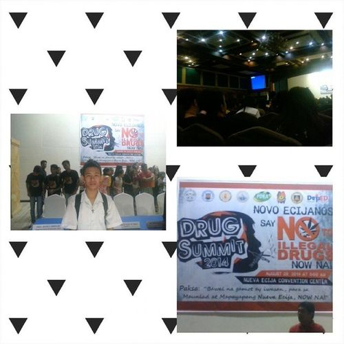 Nuevaecijaconventioncenter ???? Drugsummit2014