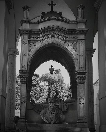 Monumental Cemetery Verano Rome Together Forever 💜