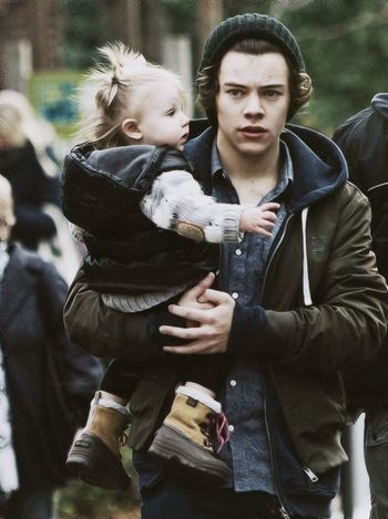 Harry Styles One Direction Onedirection Baby Lux