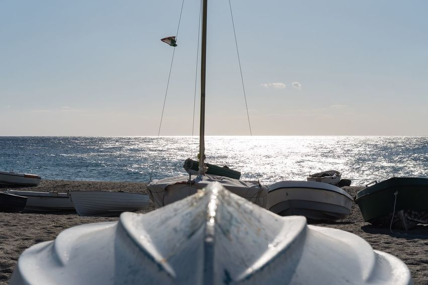 Boats EyeEm Selects Sea Water Sky Horizon Over Water Horizon Nature