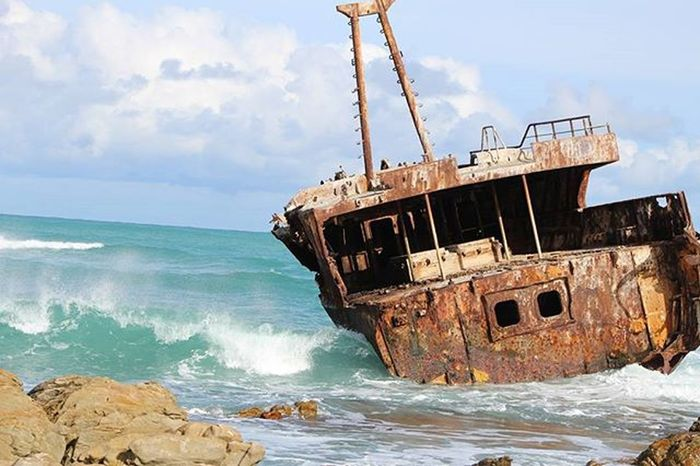 Capeagulhas Southernmosttip Shipwreck Julyholidays Winter Capetown MLholidays Muchlatergram Latergram Holiday Westerncape