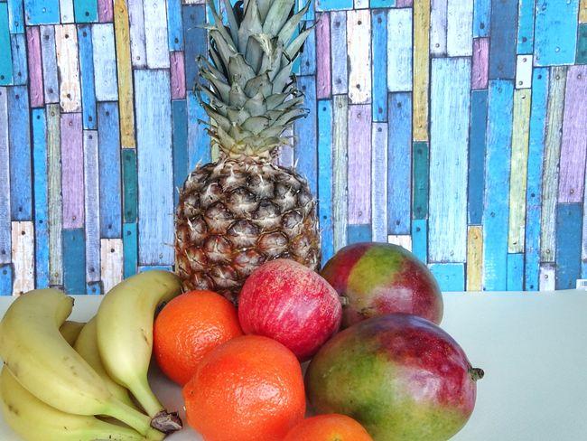 Fresh fruits Multi Colored Multi Colored Background Mangos Mango Bananas Mandarins Pineapple Apple - Fruit Apple Fruit Healthy Eating Banana Food And Drink Pineapple Food Apple - Fruit Freshness Variation Choice No People Day Close-up