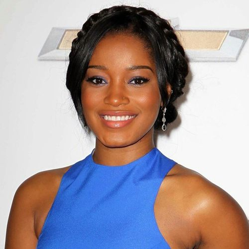 I'd like to Wish one of my fav actresses Kekepalmer a VERY HappyBirthday , I still remember watching you in Jumpin and AkeelahAndTheBee to seeing you with your own show on Nickelodeon and recently seeing you portray Chilli in CrazySexyCool keep up the good work girl. ???? KekePalmer