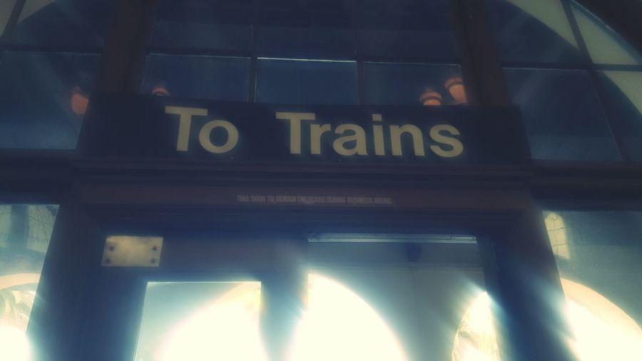 Totrains Trains Trainrides