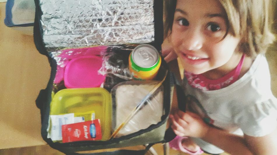 Lunche Time  Lonchera Food Can Sandwiches Lunch Time! Lunch Break Lunchbreak Lunch Box Lunchtime My Little Girl People