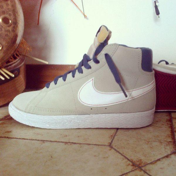 Nike Blazer Mid Vintage belle mie finalmente ciao passo e chiudo .