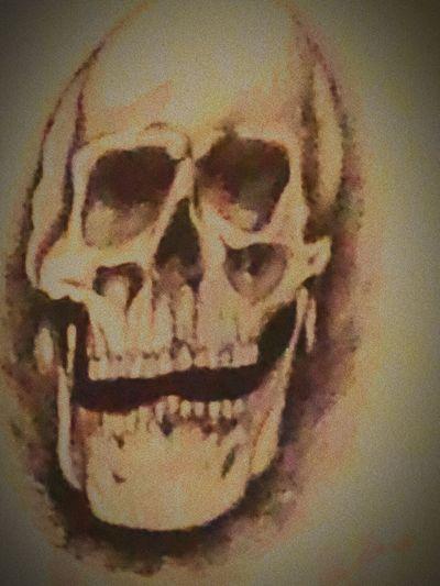 Mr. Skull the handsome