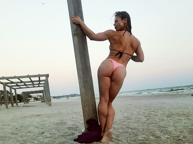 Beach Summertime Beautiful Girl Sexygirl The Beach  Summer Beach Body & Fitness Sportlife Fitnessgirl Perfect Shape On The Beach ☀️ Fitness Fitnessmotivation Bodybulding Bodybuildingmotivation Shape And Form