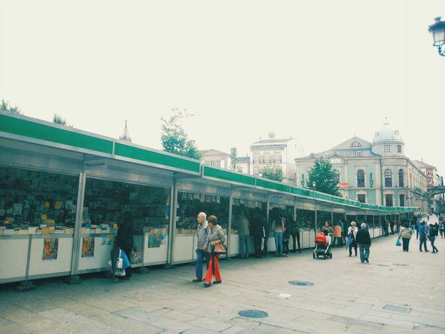Feira do libro antiguo 2014. Lugo Galicia SPAIN