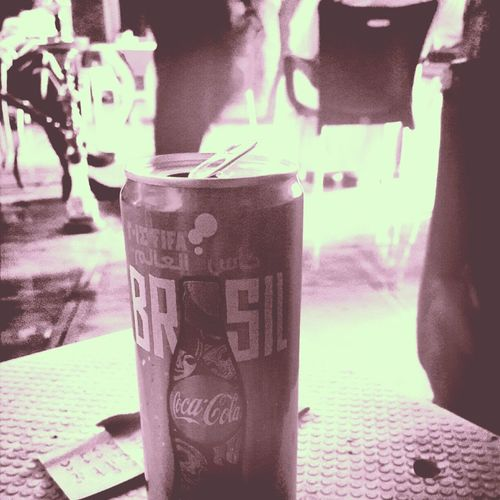Have A Drink With Me Coka Cola FreeTime