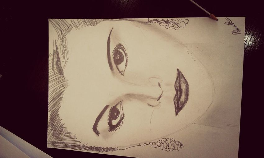 Face Drawing on