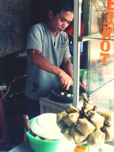 tahu gejrot @ Kuliner Bogor