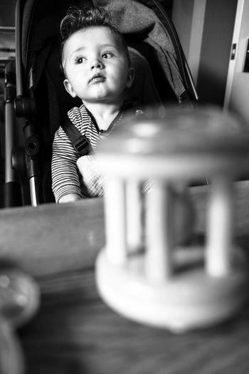 Baby Broc Babyboy Broc Child Childhood Males  Boys Playing Happiness Cute Portrait Smiling Looking Through Window Babyhood Thoughtful Babies Only 0-11 Months Baby Boys Baby