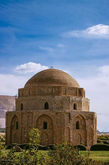 Jabalieh Architecture Built Structure Sky Day Old Building Tourism Travel History The Past