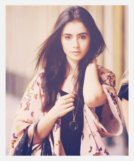 Perf ? Lilycollins