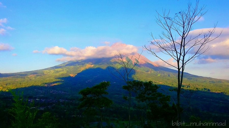 Merapi Mountains Yogyakarta Wonderful Indonesia