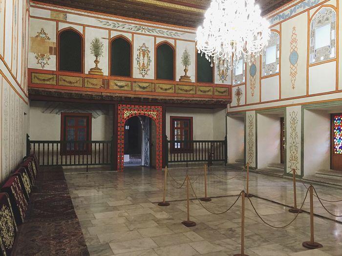 бахчисарай  Крым Palace Throne Room