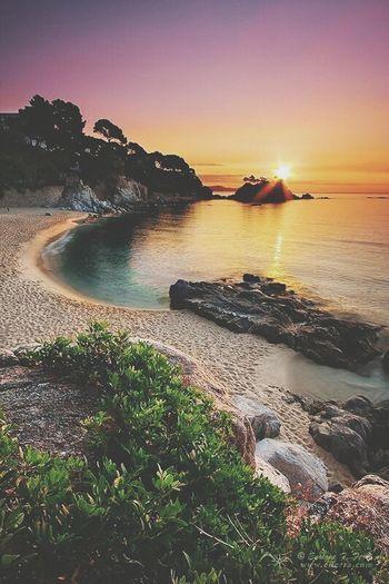 Landscape Beautiful Sky Dawn