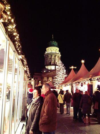 xmas market at Gendarmenmarkt Xmas Market