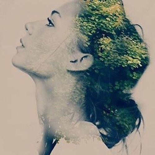 MyEditing Picsart Hair Trees RandomCover