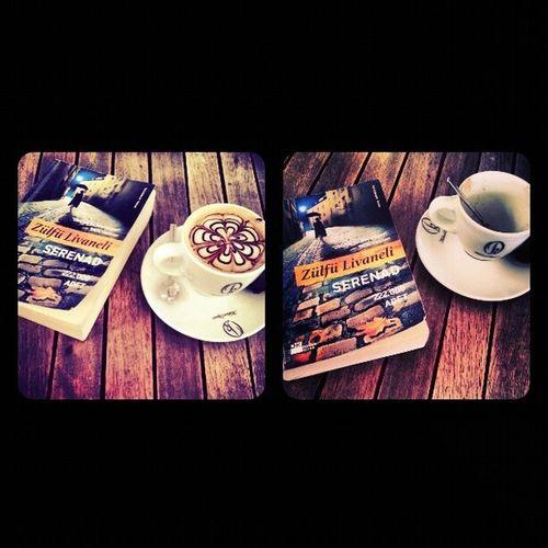 Kitap da bitti kahve de. Hayranim Bu Kitaba