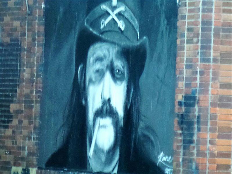 Denver Colorado  Street Art/graf Change Is Everywhere