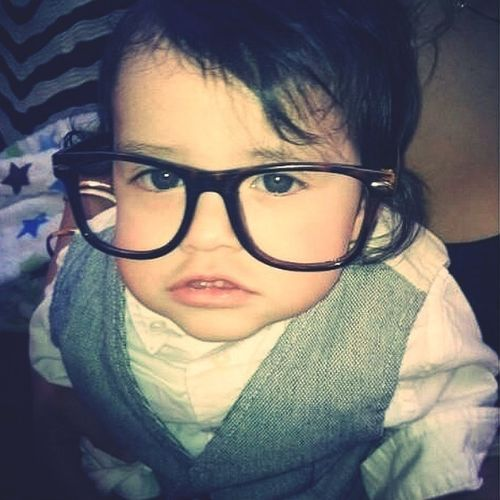 My Baby Boy My Nerd Glasses Smartypants