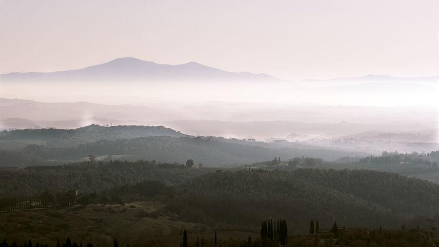 Fog and su