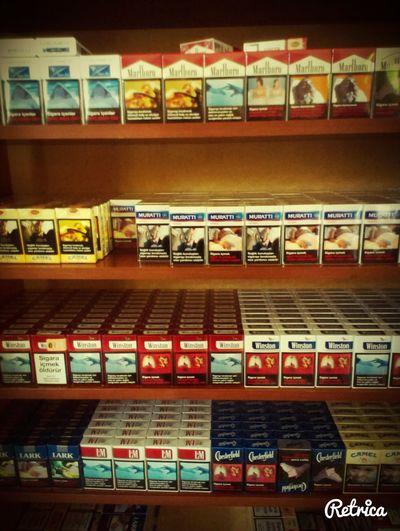 sigara koleksiyonum:)