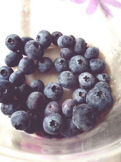 Frozen blueberries . ? Food My Fav♡ First Eyeem Photo