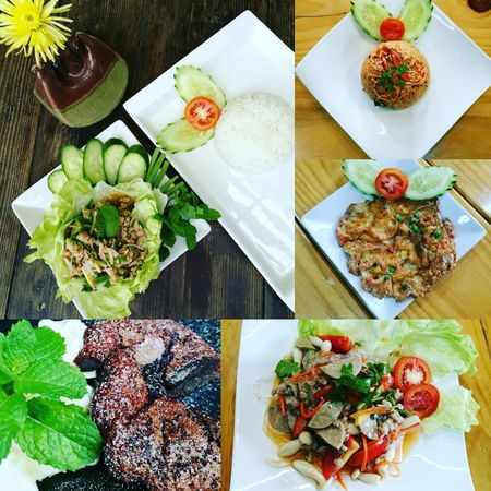 Food Food And Drink Baan Tawai Creative Village Casa Shade Cafe Lunch