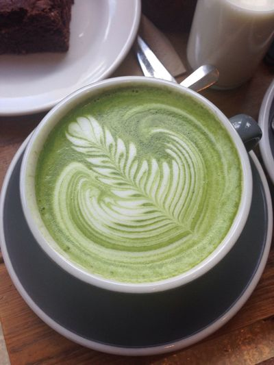Matcha Check This Out The EyeEm Breakfast Club Green