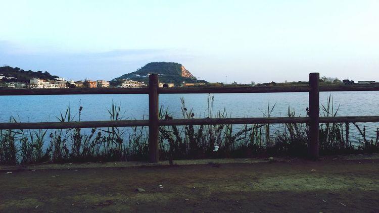 Panorama Lake Nature Bacoli