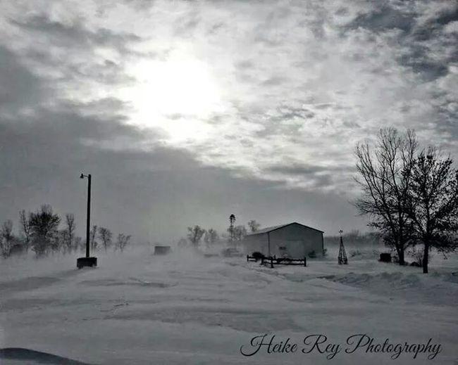NorthDakotaWinter Country Living 🚜🌾🌽 My Photography North Dakota