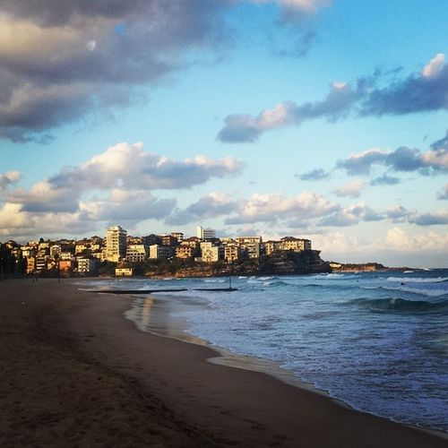 O hai Manly Beach!!!