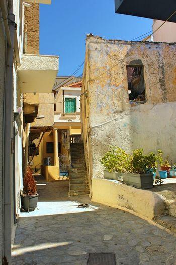 Greece Oldtown