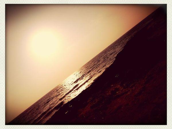 Sunset Kish