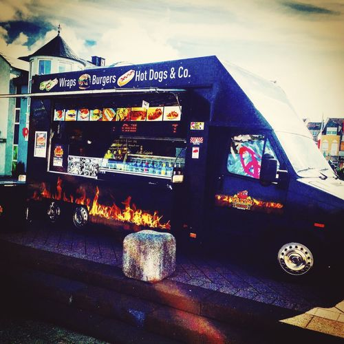 Taxim Grill Kitchen- Food Truck