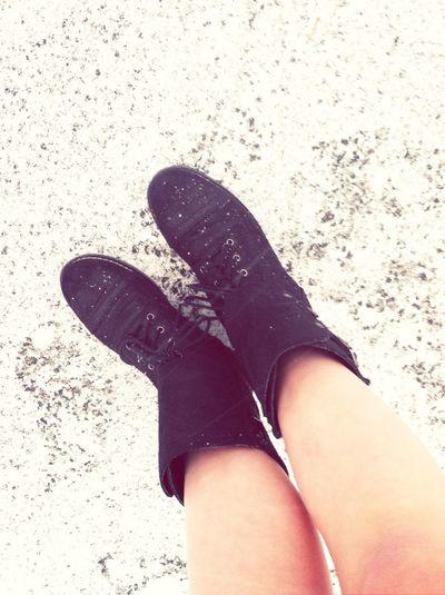 Snow / boots