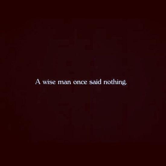 Wisemen Saynothing True LOL