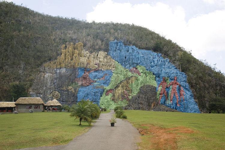 Mural de la