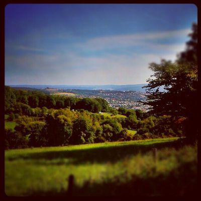view Eisenbach to Obernburg