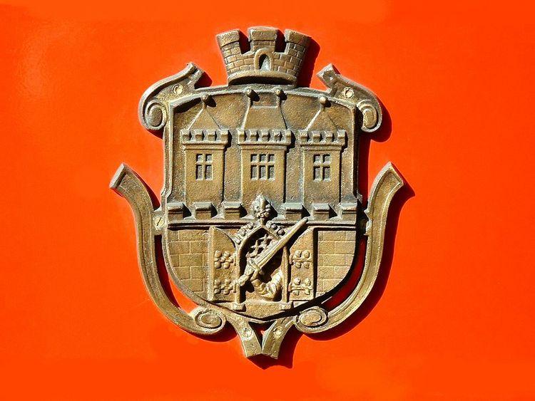 City Emblem Prague
