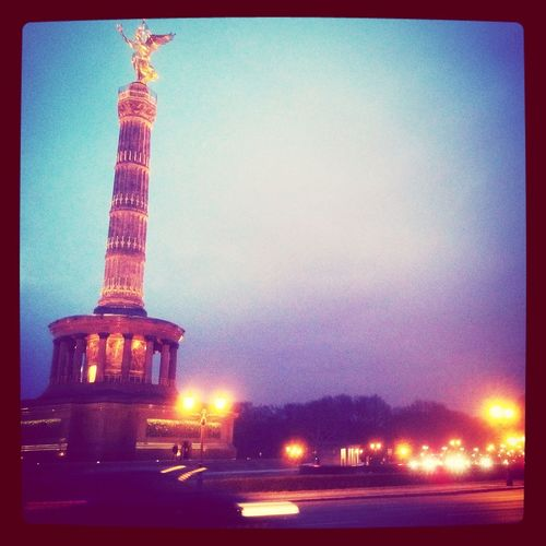 Berlin Relaxing Bigcitylife Wild Nite