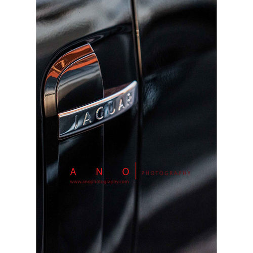 Cars JAGUAR Product Photography ANOPhotography